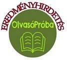 OlvasóPróba EREDMÉNYHIRDETÉS