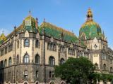 1896. október 25-én avatták fel az Iparművészeti Múzeumot