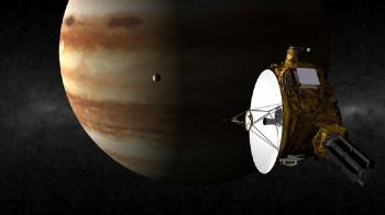 2002. december 7-én érte el a Galileo űrszonda a Jupiter bolygót