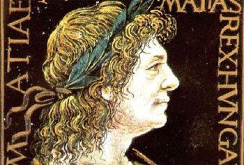 1458. január 24-én választották Hunyadi Mátyást királlyá