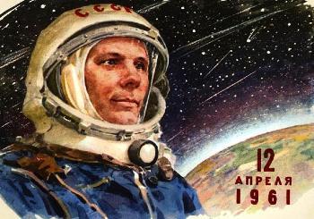 1934. március 9-én született Jurij Gagarin