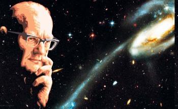 1917. december 16-án született Arthur C. Clarke