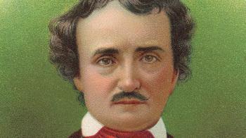 1809. január 19-én született Edgar Allan Poe