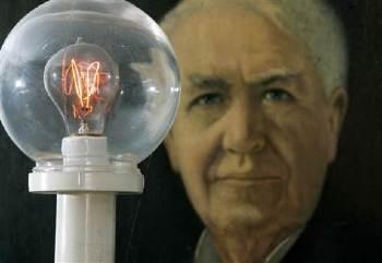 1931. október 18-án halt meg Thomas Alva Edison