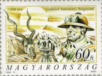 1898. január 23-án született Széchenyi Zsigmond