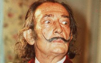 1989. január 23-án halt meg Salvador Dali