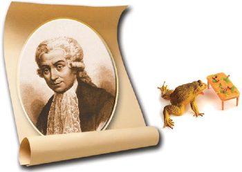 1798. december 4-én halt meg Luigi Galvani