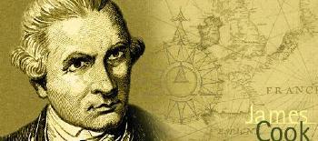1728. október 27-én született James Cook