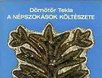 1987. november 16-án halt meg Dömötör Tekla