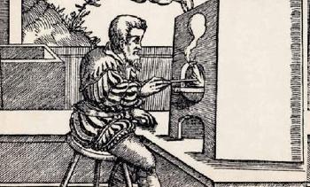 1494. március 24-én született Georgius Agricola