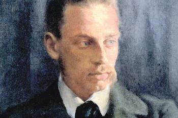 1875. december 4-én született Rainer Maria Rilke