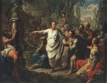 ie. 43. december 7-én halt meg Marcus Tullius Cicero