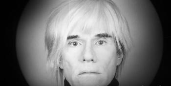 1987. február 22-én halt meg Andy Warhol