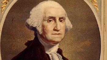 1732. február 22-én született George Washington
