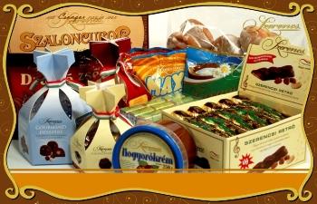 1923. február 25-én kezdte meg működését a Szerencsi Csokoládégyár