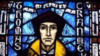 1556. március 21-én végezték ki Thomas Cranmer érseket