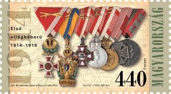 1924. november 16-án avatták fel Dunapentelén az I. világháborús emlékművet
