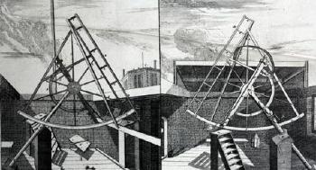 1646. augusztus 19-én született John Flamsteed
