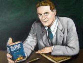 1896. szeptember 24-én született Francis Scott Fitzgerald