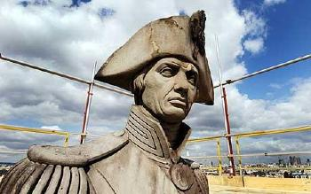 1805. október 21-én halt meg Horatio Nelson