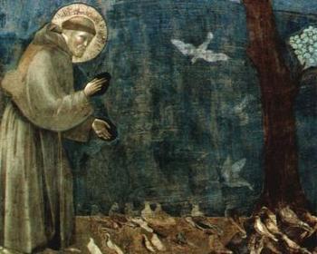 1182. július 5-én született Assisi Szent Ferenc