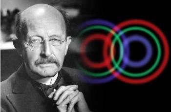 1858. április 23-án született Max Planck