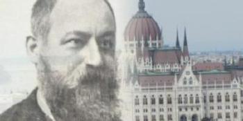 1839. október 29-én született Steindl Imre