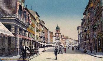 1725. november 19-én lett Fiume szabadkikötő