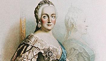 1796. november 17-én halt meg II. Katalin