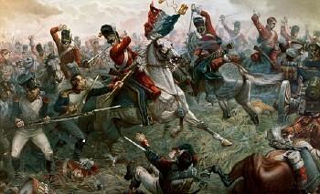 1815. június 18-a a waterlooi csata napja