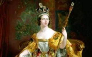 1837. június 20-a Viktória királynő megkoronázásának napja