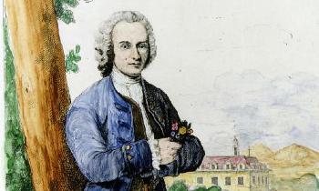 1778. július 2-án halt meg Jean-Jacques Rousseau