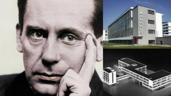 1969. július 5-én halt meg Walter Gropius