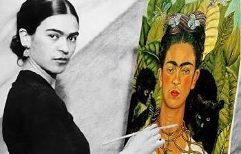 1954. július 13-án halt meg Frida Kahlo