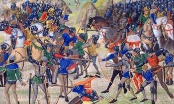 """1453. július 17-én véget ért a """"százéves háború"""""""