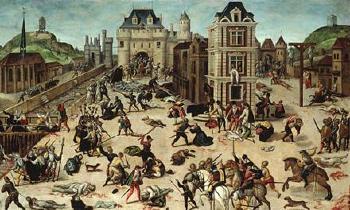 1572. augusztus 23-a: Szent Bertalan éjszakája