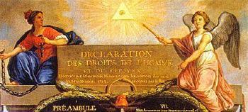 1789. augusztus 26-a: az Emberi és Polgári Jogok Nyilatkozatának elfogadása