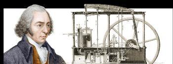 1736. január 19-én született James Watt