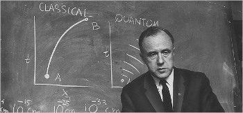 1911. július 9-én született John Archibald Wheeler