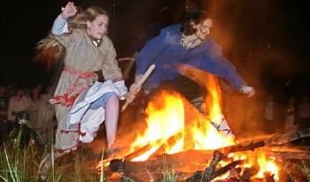 Június 24-e: Szent Iván-éj ünnepe