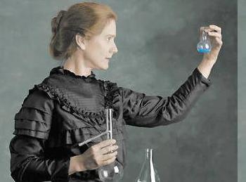 1934. július 4-én halt meg Marie Curie