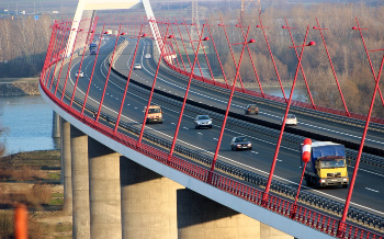 2007. július 23-án avatták fel a Pentele hidat