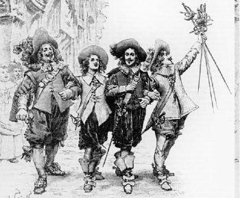 1802. július 24-én született id. Alexandre Dumas