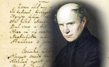1790. augusztus 8-án született Kölcsey Ferenc
