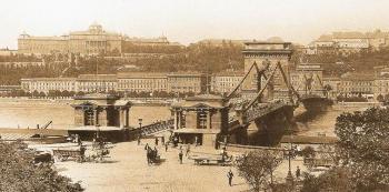 1842. augusztus 24-én tették le a Lánchíd alapkövét