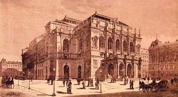 1884. szeptember 27-én nyílt meg a Magyar Királyi Operaház