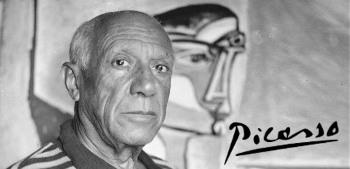 1881. október 25-én született Pablo Picasso
