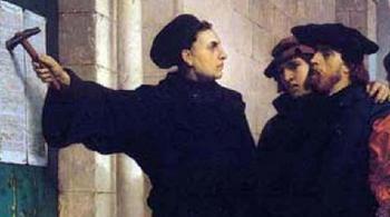 Október 31-e: reformáció világnapja