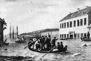 1850. április 21-én halt meg Wesselényi Miklós