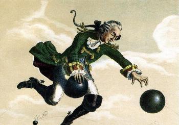 1797. február 22-én halt meg Münchhausen báró